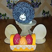 Подарки к праздникам handmade. Livemaster - original item Easter composition № 3. Handmade.