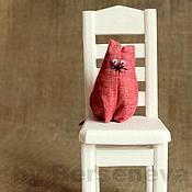 """Куклы и игрушки ручной работы. Ярмарка Мастеров - ручная работа Кот Баюн - """"Котик ты мой, котик!"""". Handmade."""