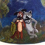 Подарки к праздникам ручной работы. Ярмарка Мастеров - ручная работа Жил-был пёс. Handmade.