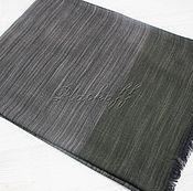 Аксессуары handmade. Livemaster - original item Striped scarf