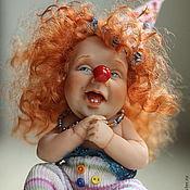Куклы и игрушки handmade. Livemaster - original item Paola. Handmade.