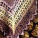 Шаль `Сиреневый букет` связана из пряжи - 100% шерсть.   Ажурная, теплая шаль изумительной цветовой гаммы, свойственной  прибалтийской пряже!