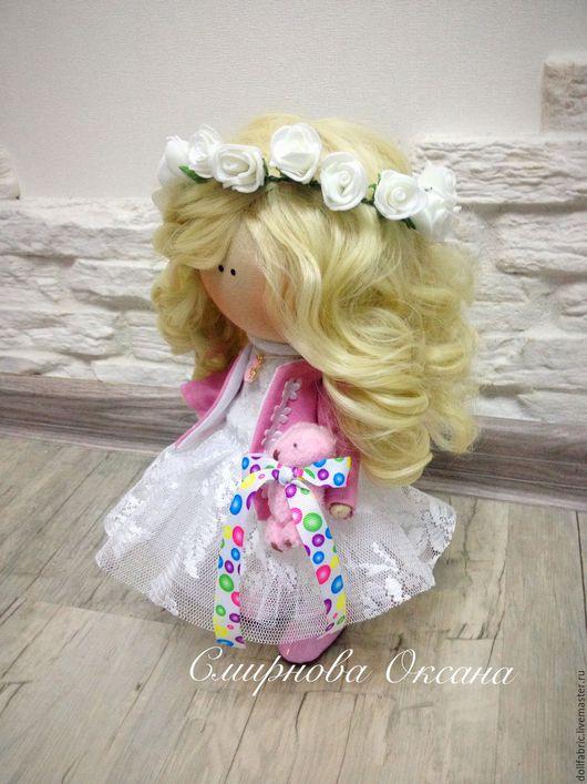 Человечки ручной работы. Ярмарка Мастеров - ручная работа. Купить Текстильная кукла. Handmade. Комбинированный, портретная кукла, синтепон