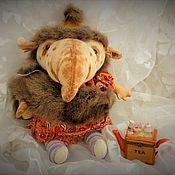 Куклы и игрушки ручной работы. Ярмарка Мастеров - ручная работа Хобатоша Клара. Тролль.. Handmade.