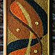 Абстракция ручной работы. Ярмарка Мастеров - ручная работа. Купить Форма 349nb11cd77чц. Handmade. Разноцветный, абстракция, треугольник, линии, форма