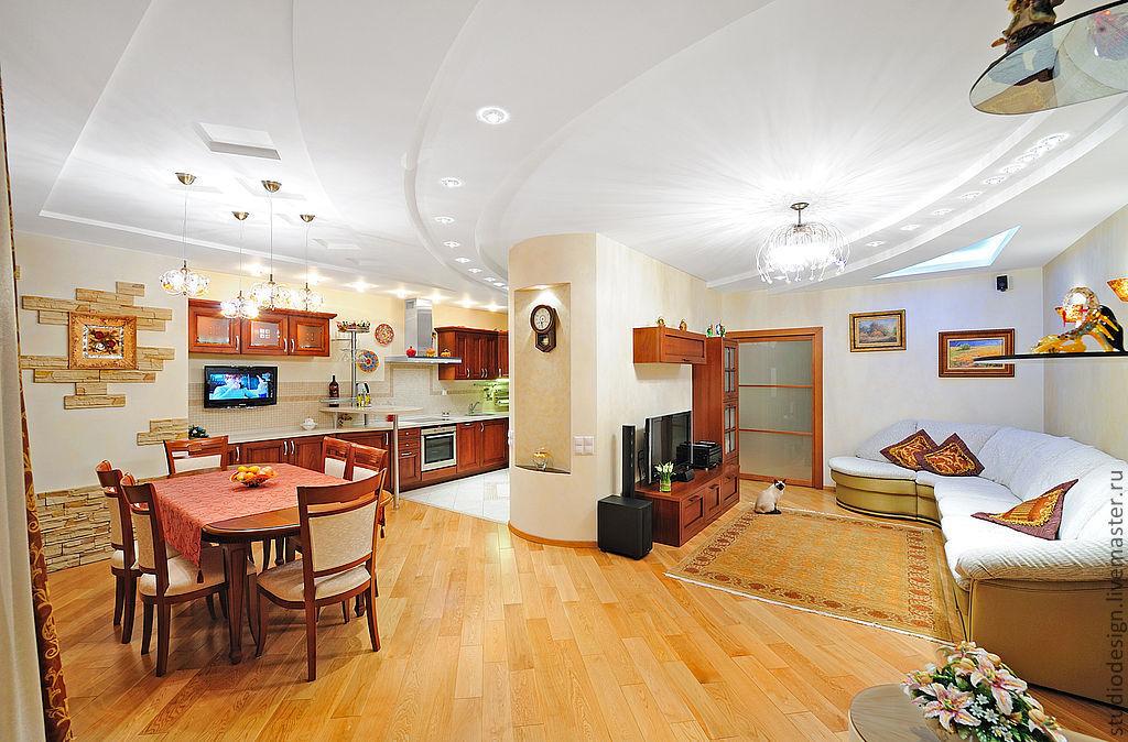 Фото готовых квартир