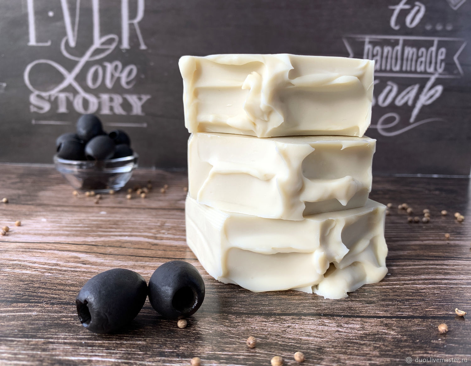 Natural Castile soap, Soap, Moscow,  Фото №1