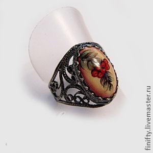Кольца ручной работы. Ярмарка Мастеров - ручная работа. Купить Кольцо Ажурное. Handmade. Украшения, украшения из меди, нежное украшение