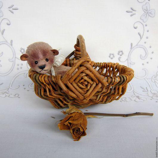 Мишки Тедди ручной работы. Ярмарка Мастеров - ручная работа. Купить Marcus. Handmade. Бежевый, тедди мишка, стеклянные глазки