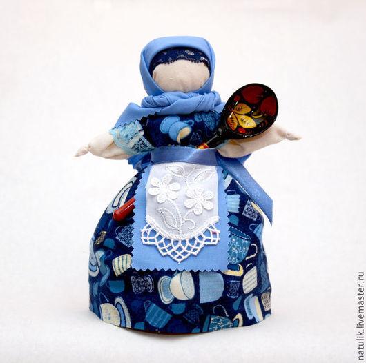 Кукла Помощница на кухне (готовая работа).