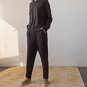 Одежда handmade. Livemaster - original item Voi women`s knitted suit. Handmade.