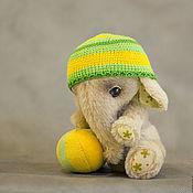 Куклы и игрушки ручной работы. Ярмарка Мастеров - ручная работа Шлонька. Handmade.