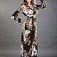 Платья ручной работы. Ярмарка Мастеров - ручная работа. Купить VACANZE ROMANE-929. Handmade. Платье, красивое платье, трикотаж