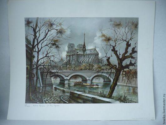 PARIS  -  Notre Dame   /Нотр Дам де Пари - Собор Парижской Богоматери/