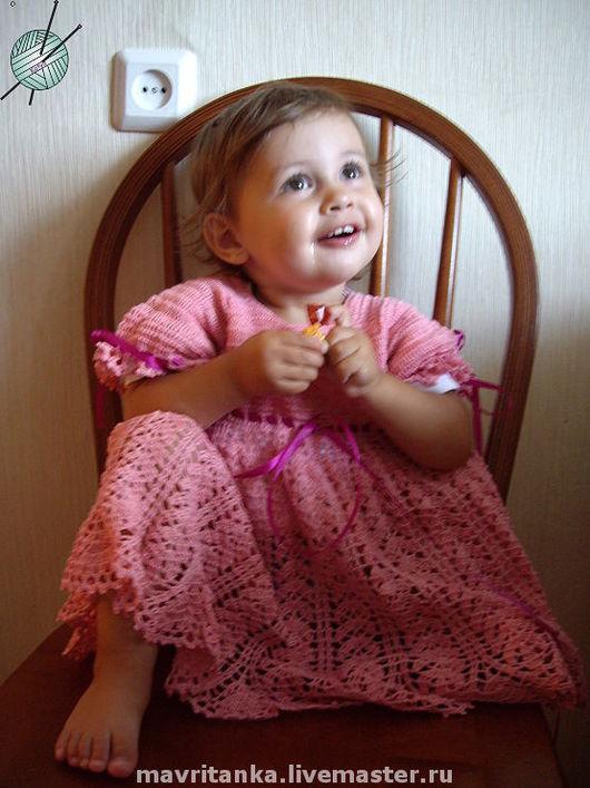 Одежда для девочек, ручной работы. Ярмарка Мастеров - ручная работа. Купить Платье для маленькой принцессы ). Handmade. Платье для девочки