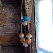 Украшения ручной работы. Ярмарка Мастеров - ручная работа бусы, подвески в этно стиле. Handmade.
