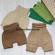 Работы для детей, ручной работы. Ярмарка Мастеров - ручная работа пеленальные штанишки слингоштаны естественное пеленание. Handmade.