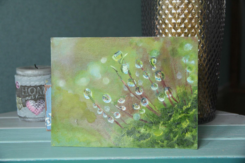 Капли росы, Картины, Верхняя Пышма,  Фото №1