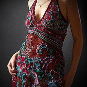 """Одежда ручной работы. Ярмарка Мастеров - ручная работа Туника """"Gioia"""". Handmade."""