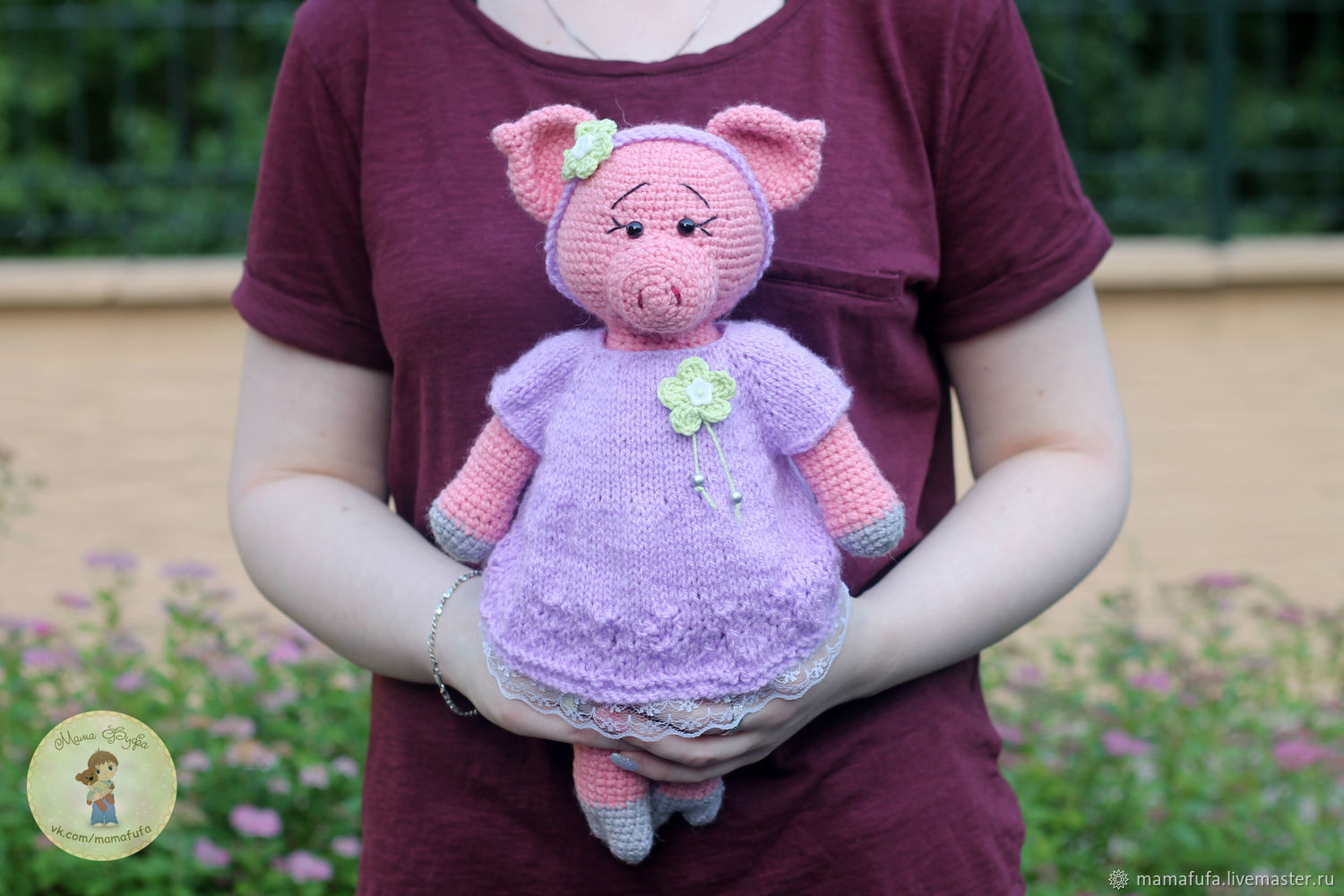 Toy Adorable Pig, Stuffed Toys, Khimki,  Фото №1