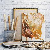 Картины и панно handmade. Livemaster - original item Shine. Handmade.