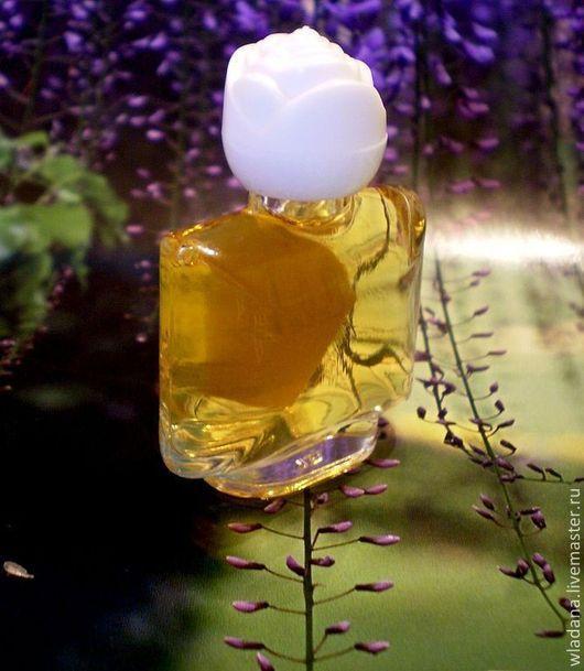 """Натуральные духи ручной работы. Ярмарка Мастеров - ручная работа. Купить """"Вереск"""" - натуральные духи. Handmade. Сиреневый, медовый аромат"""