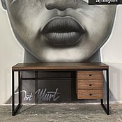 Для дома и интерьера handmade. Livemaster - original item Mustang Desk.. Handmade.