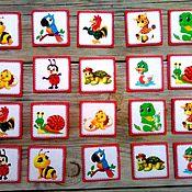 Карточные игры ручной работы. Ярмарка Мастеров - ручная работа Мемори. Handmade.