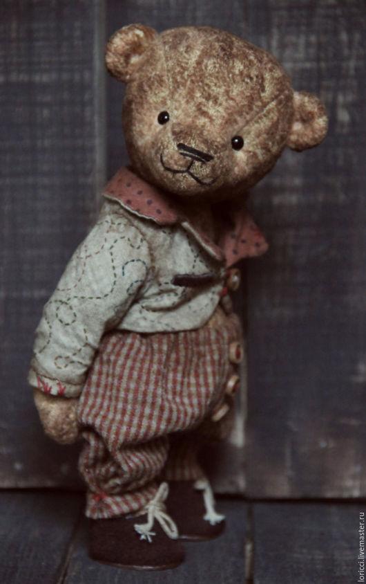 Мишки Тедди ручной работы. Ярмарка Мастеров - ручная работа. Купить Егорка.... Handmade. Мишка тедди, мишка тедди винтаж