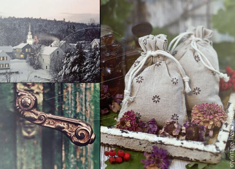 Ароматические саше с сухими травами, Ароматическое саше, Петродворец,  Фото №1