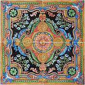 Для дома и интерьера handmade. Livemaster - original item Ceramic mural