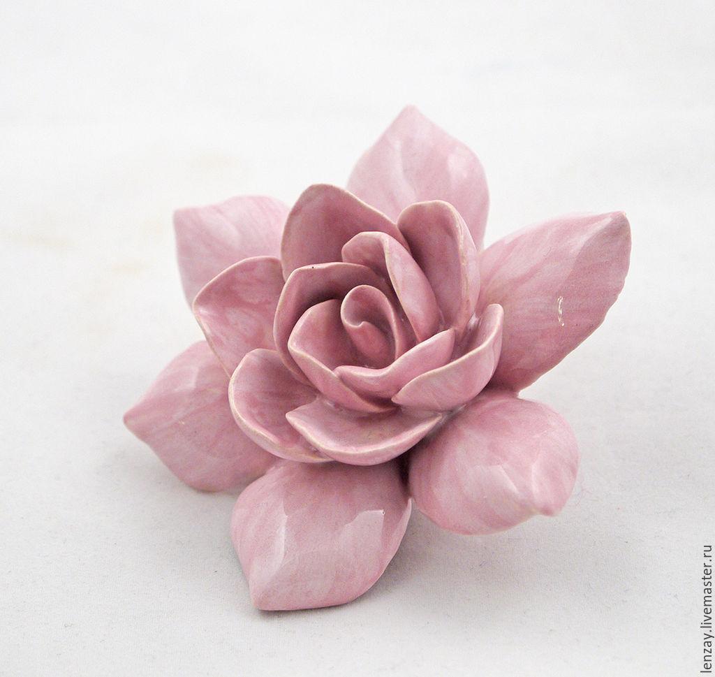 Керамические цветы купить в спб купить розы саженци