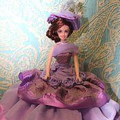 Для дома и интерьера ручной работы. Ярмарка Мастеров - ручная работа Кукла-шкатулка. Handmade.