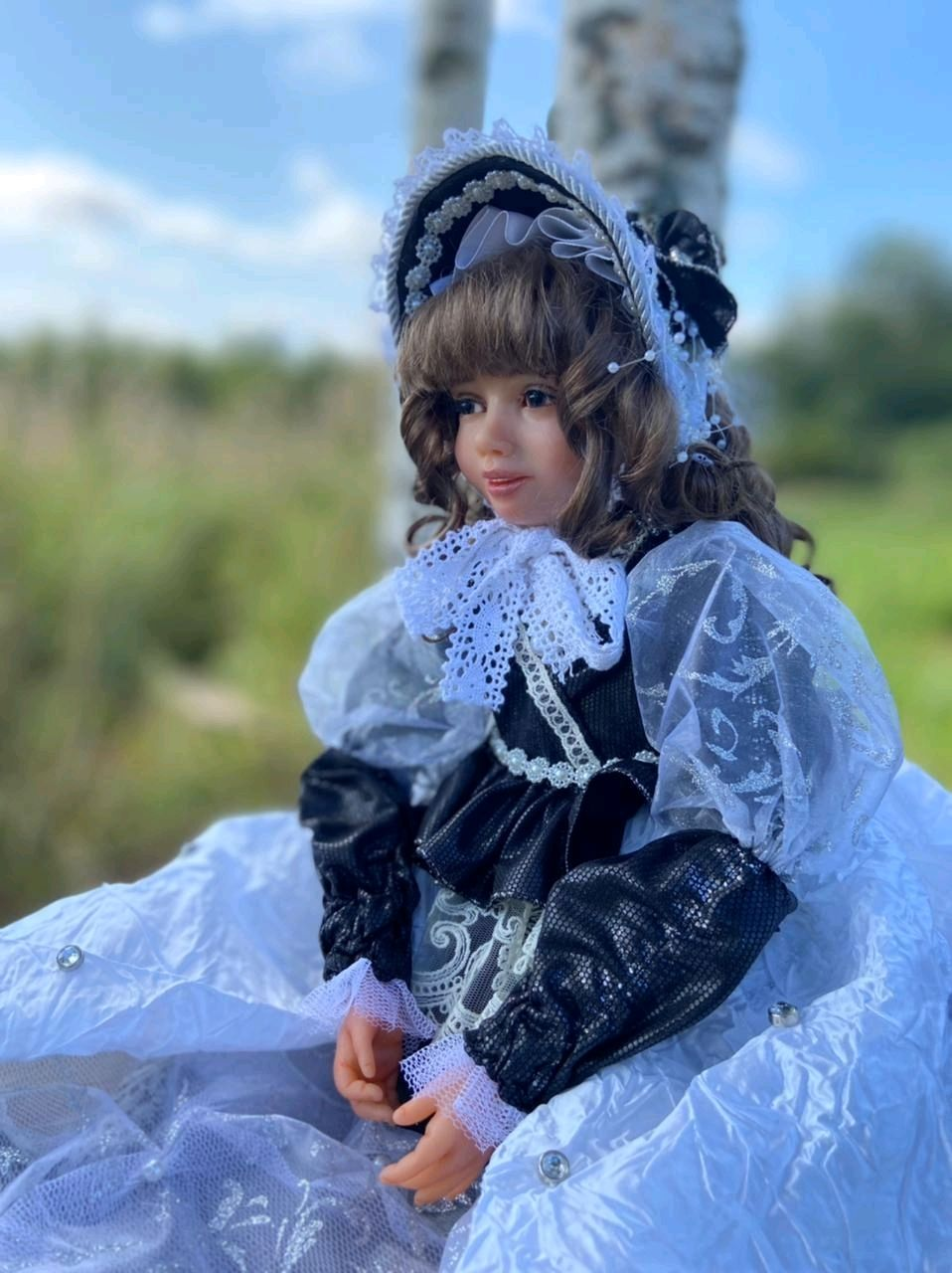 Будуарная кукла, Будуарная кукла, Осташков,  Фото №1