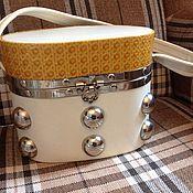 Сумки винтажные ручной работы. Ярмарка Мастеров - ручная работа Винтажная сумочка. Handmade.