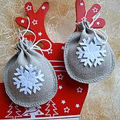 Подарки к праздникам ручной работы. Ярмарка Мастеров - ручная работа Новогодние шары, упаковка для новогодних подарков. Handmade.