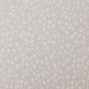 Материалы для творчества ручной работы. Ярмарка Мастеров - ручная работа Ткань Хлопок Цветочки на бледно-розовом. Handmade.