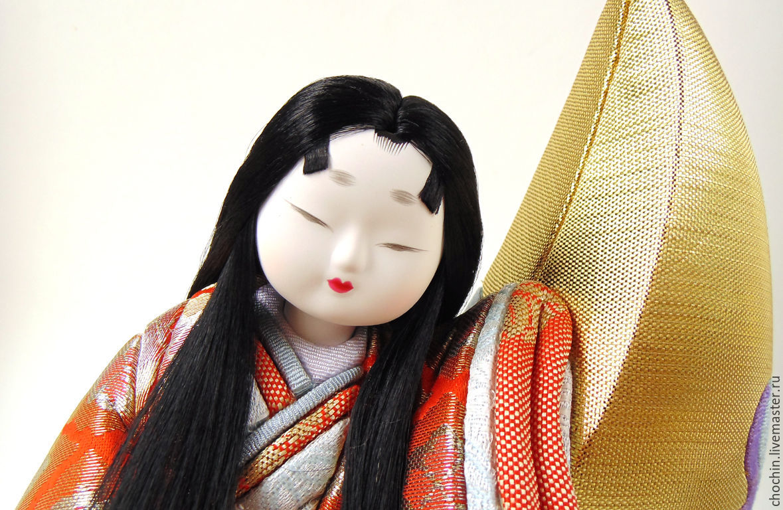 Известная японская кукла фото