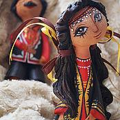 Башкирская пара