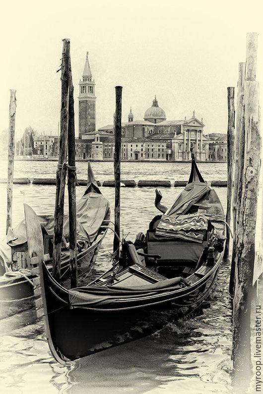 Итальянская коллекция - серия фоторабот итальянских городских пейзажей. Рим, Венеция, Верона и Сиена, колоннады Ватикана.