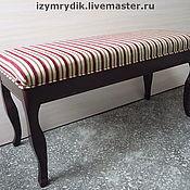 Для дома и интерьера ручной работы. Ярмарка Мастеров - ручная работа Банкетка  большая. Handmade.