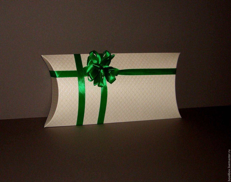 Вертикальные подарочные коробки своими руками