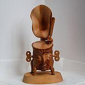 Figurines handmade. Livemaster - original item Zvooker (a sculptural composition). Handmade.