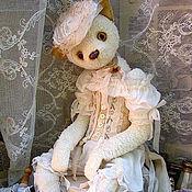 """Куклы и игрушки ручной работы. Ярмарка Мастеров - ручная работа """"Гламурррка""""кошка в стиле барокко. Handmade."""