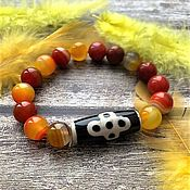 Фен-шуй и эзотерика handmade. Livemaster - original item Software bracelets with JI bead. Handmade.