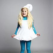 Работы для детей, ручной работы. Ярмарка Мастеров - ручная работа Смурфетта (Карнавальный костюм). Handmade.