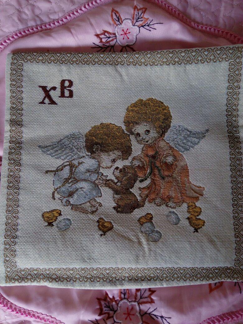 Наволочка для детской подушки, Подушки, Москва,  Фото №1