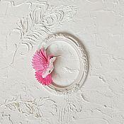 Украшения handmade. Livemaster - original item Brooch.Brooch miniature Hummingbird -