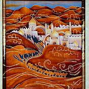 """Картины и панно ручной работы. Ярмарка Мастеров - ручная работа """"Миражи"""". Handmade."""
