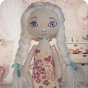 Куклы и игрушки ручной работы. Ярмарка Мастеров - ручная работа Куколка Лиана. Handmade.